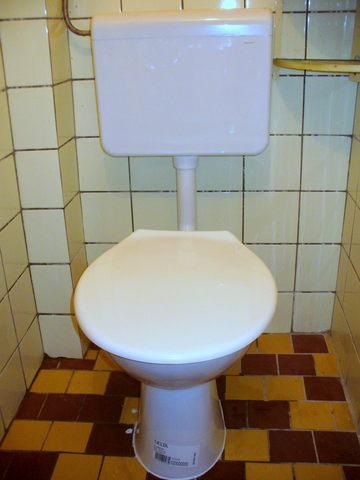 Splachovací zařízení wc